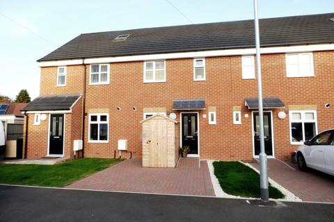2 bedroom townhouse for sale - Ganners Rise, Bramley, Leeds LS13
