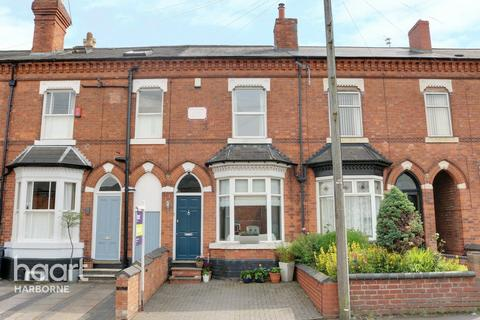 3 bedroom terraced house for sale - Greenfield Road, Harborne