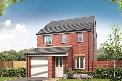3 bedroom semi-detached house for sale - Plot 317, The Rufford at Seaton Vale, Faldo Drive NE63