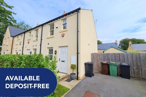 2 bedroom end of terrace house to rent - Oxclose Walk, Boston Spa, Wetherby, LS23 6FE