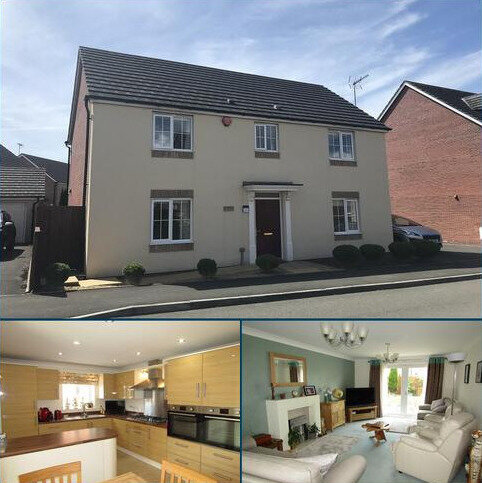 4 bedroom detached house for sale - Parc Y Garreg, Kidwelly, Carmarthenshire.