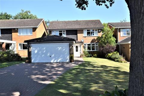 4 bedroom detached house for sale - Everitt Drive, Knowle, Solihull, B93 9EP