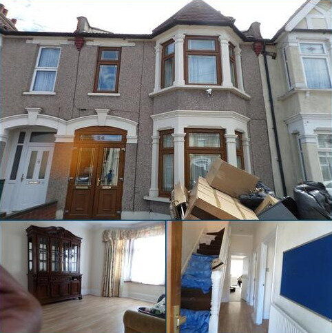 3 bedroom terraced house to rent - London , IG1
