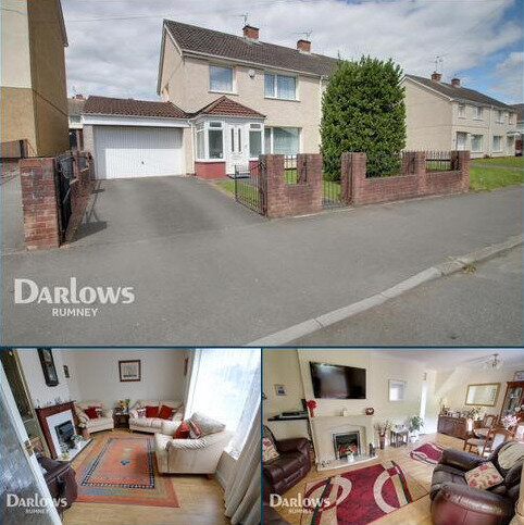 3 bedroom semi-detached house for sale - Aberdaron Road, Cardiff