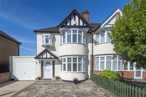 3 bedroom end of terrace house for sale - Thurlstone Road, Ruislip Manor, Middlesex, HA4