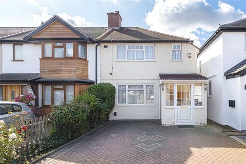 2 bedroom end of terrace house for sale - Bedford Road, Ruislip Gardens, Middlesex, HA4