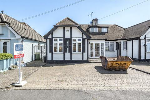3 bedroom bungalow for sale - Willow Gardens, Ruislip, Middlesex, HA4