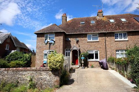 3 bedroom terraced house for sale - The Street, Clapham, Worthing.