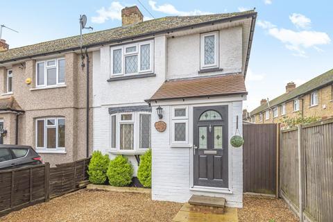 2 bedroom semi-detached house to rent - Snowden Avenue, Hillingdon UB10 0SE