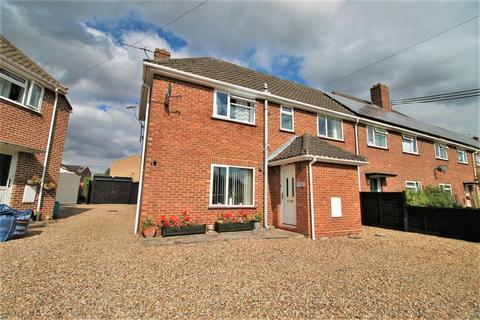 3 bedroom end of terrace house for sale - Stanley Road, Diss