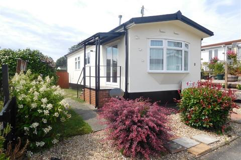 1 bedroom park home for sale - Central Avenue, Newport Park, Topsham