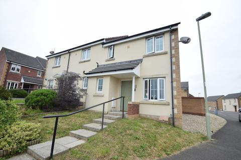 3 bedroom semi-detached house for sale - 29 Gallt Y Ddrudwen, Broadlands, Bridgend,  Bridgend County Borough, CF31 5FL