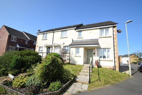 3 bedroom semi-detached house for sale - 29 Gallt Y Ddrudwen, Broadlands, Bridgend,  Bridgend County Borough, CF31 5FL