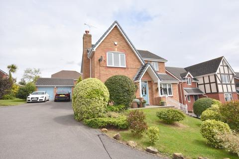 4 bedroom detached house for sale - 16 Cudd Y Coed, Barry, CF63 1FE
