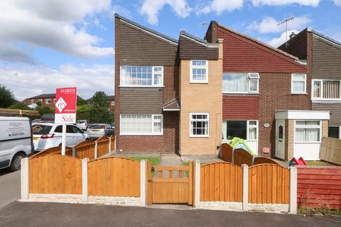 4 bedroom townhouse for sale - Foston Drive, Holme Hall, Chesterfield