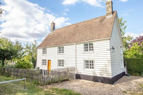 4 bedroom detached house for sale - Lowfields, Little Eversden
