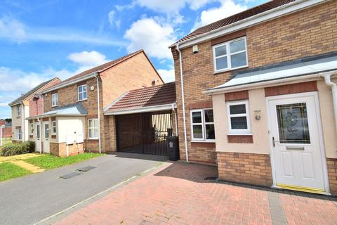 2 bedroom semi-detached house for sale - Saxthorpe Road , Hamilton, Leicester