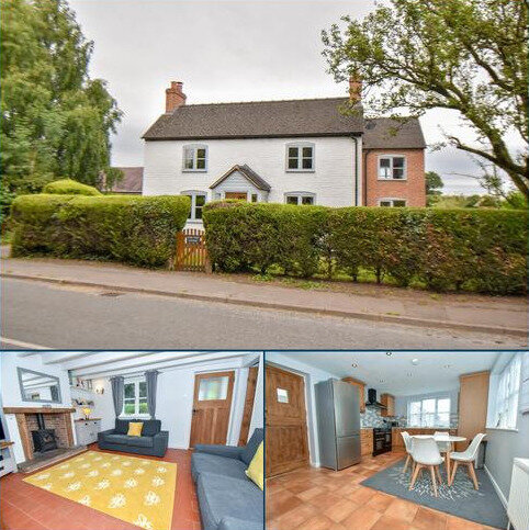4 bedroom cottage for sale - Leapley Lane, Yeaveley