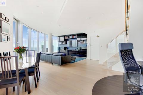 2 bedroom penthouse for sale - Charrington Tower, 11 Biscayne Avenue, London, E14