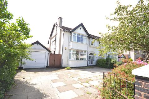 4 bedroom semi-detached house for sale - College Road North, Blundellsands, Liverpool, L23