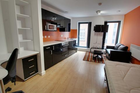 Studio to rent - London Road, Leicester