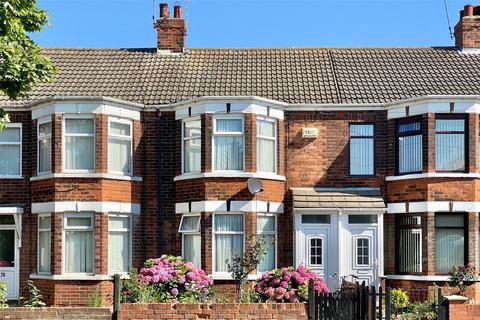 3 bedroom terraced house for sale - Chamberlain Road, Hull, East Yorkshire, HU8