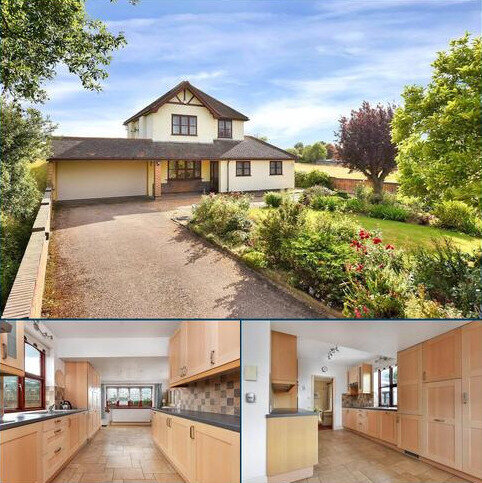 3 bedroom detached house for sale - Main Road, Kirby Bellars, Melton Mowbray