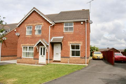 2 bedroom semi-detached house to rent - Orchid Way, Shirebrook