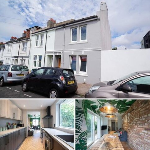 5 bedroom end of terrace house for sale - Richmond Street, Brighton