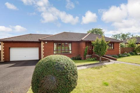 4 bedroom detached bungalow for sale - 15 Dean Acres, Comrie, KY12 9XS