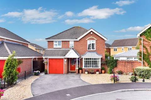 4 bedroom detached house for sale - Stokehill, Paxcroft Mead
