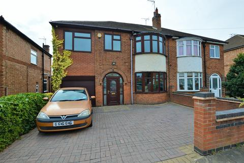 5 bedroom semi-detached house for sale - Northdene Road, Leicester, LE2 6JG