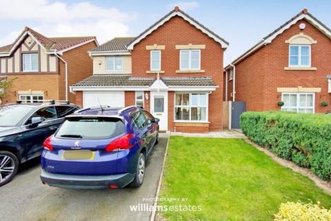 4 bedroom detached house for sale - Llys Ogwen, Prestatyn