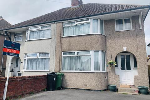 3 bedroom semi-detached house to rent - Thirlmere Road , Patchway , Bristol