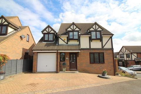 4 bedroom detached house for sale - Ennismore Green, Luton, Bedfordshire, LU2 8UP