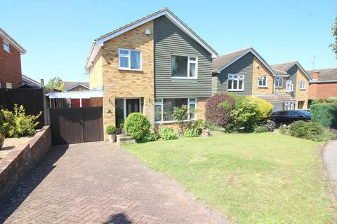 4 bedroom detached house for sale - Turnpike Drive, Luton, Bedfordshire, LU3 3RB