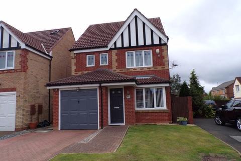 4 bedroom detached house for sale - Carlisle Way, Holystone, Newcastle Upon Tyne