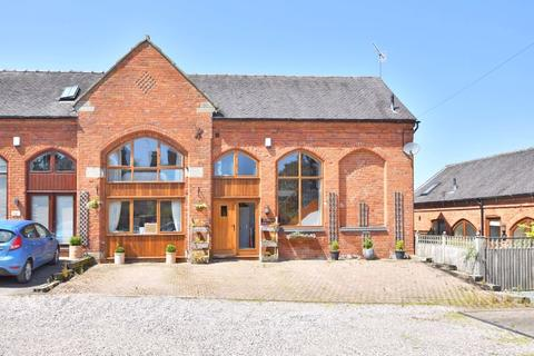 4 bedroom semi-detached house for sale - Horsley Farm Court, Horseley, near Eccleshall, Staffordshire