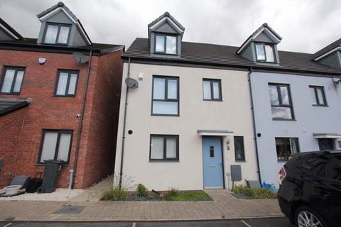 4 bedroom semi-detached house for sale - Haven Walk, Barry