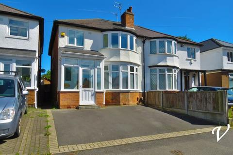 3 bedroom semi-detached house for sale - Baldwins Lane, Hall Green, Birmingham B28 0QE
