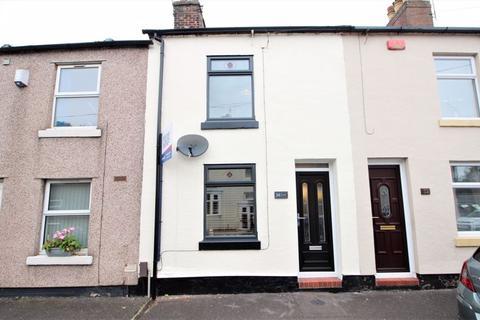 2 bedroom terraced house for sale - Brook Street, Brown Lees, ST8 6PF