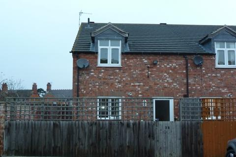 3 bedroom end of terrace house to rent - Victoria Street, Melton Mowbray