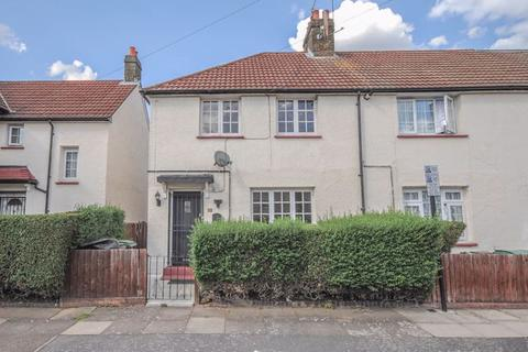 3 bedroom end of terrace house for sale - Rivulet Road, London