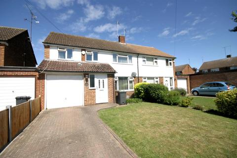 4 bedroom semi-detached house for sale - Firbank Close, Luton