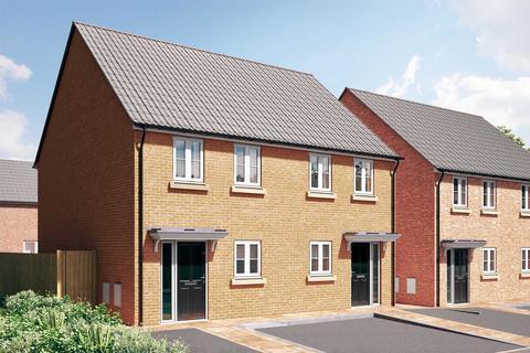 2 bedroom semi-detached house for sale - Plot 40, The Warwick at Northfield Meadows, Stoney Haggs Road, Seamer YO12
