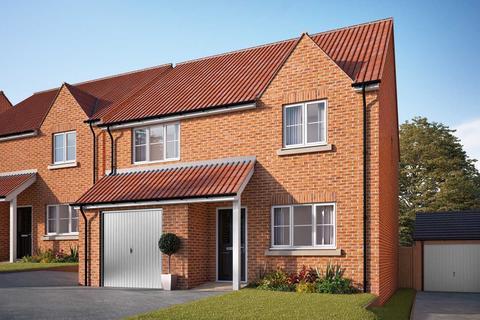 4 bedroom detached house for sale - Plot 57, The Goodridge at Cayton Reach, The Boulevard, Middle Deepdale, Scarborough YO11