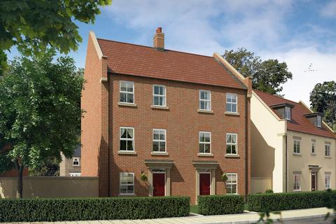 4 bedroom semi-detached house for sale - Plot 198, The Ash at Hawkswood, Pioneer Way, Kingsmere, Bicester, Oxfordshire OX26