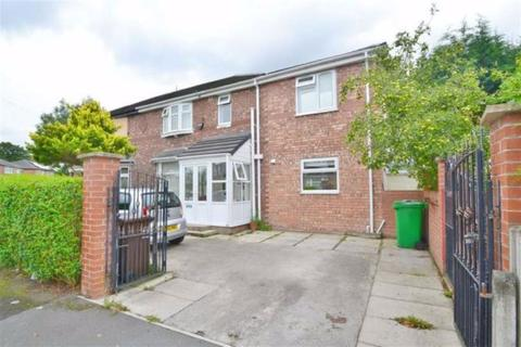 4 bedroom semi-detached house to rent - Overlea Drive, Manchester, M19