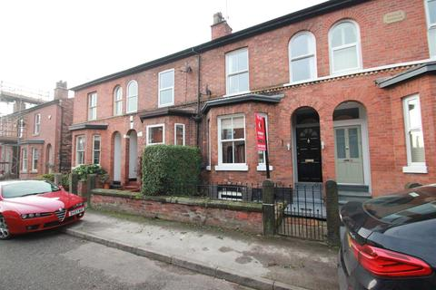 2 bedroom terraced house to rent - Byrom Street, Hale, WA14 2EN.