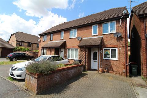 2 bedroom end of terrace house for sale - Milton Way, Houghton Regis